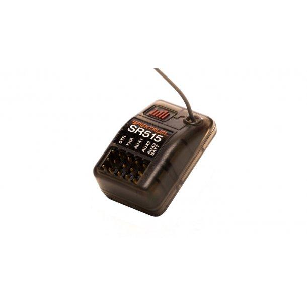 SR515- Spektrum DSMR™ 5-kanals Surface modtager, 2,4GHz.