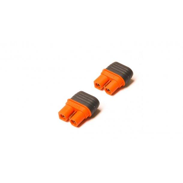 IC3 hunstik, 2 stk. batterisiden.