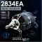 Dualsky XM2834EA-13 V3, 1160KV børsteløs motor.
