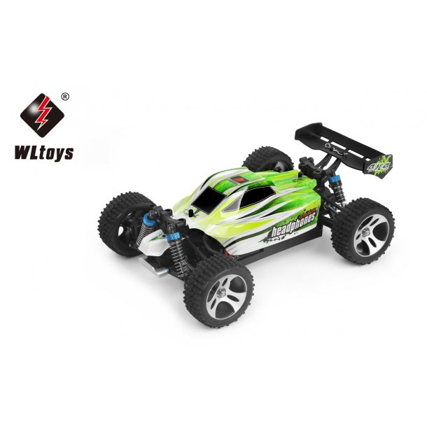 1:18 4WD High Speed Buggy, 70 km/h.
