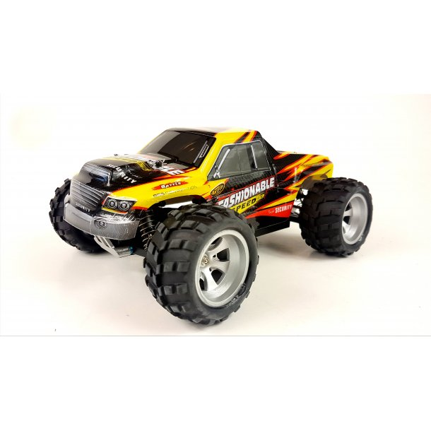 1:18 4WD High Speed Monster Truck, 35 km/h.