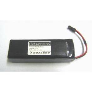 Sender batterier