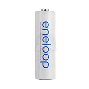 Eneloop Ni-MH batterier