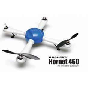 Hornet 460 Quadcopter fra Dualsky