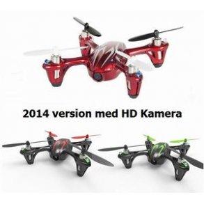 Hubsan X4CHD med HD-kamera mikro Quadcopter
