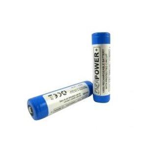 Li-Ion 18500 og 18650 batterier