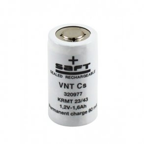Ni Cd batterier
