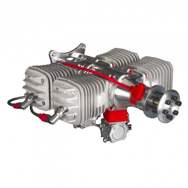 DA-200 bensinmotor med tænding.