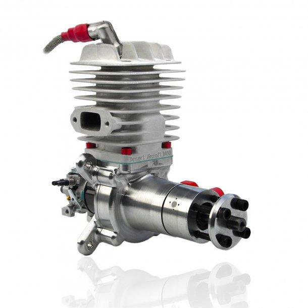 DA-50R bensinmotor med tænding.