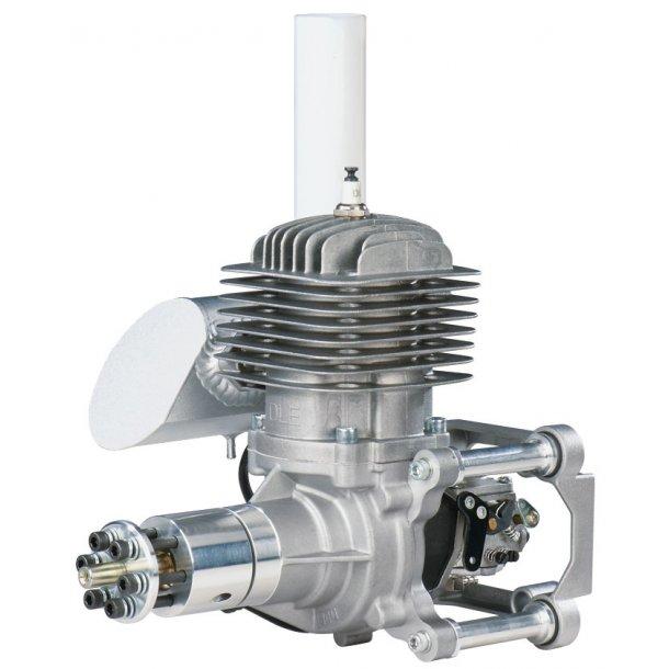 DLE 85 cc Bensinmotor.