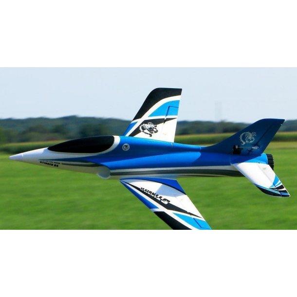 87deedb643ef Freewing Stinger High Performance 4S Blue 64mm EDF Jet - PNP.  BESTILLINGSVARE.