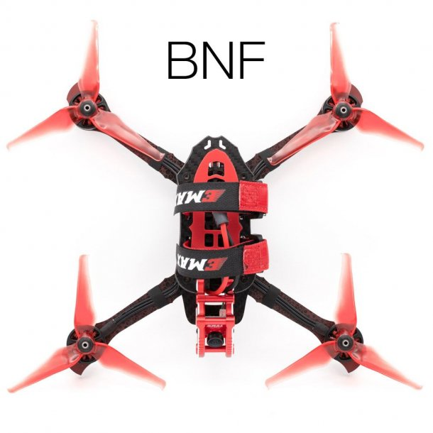 Buzz 1700KV ( 5-6S version ) Freestyle Racing Drone  (BNF). Med FrSky modtager.