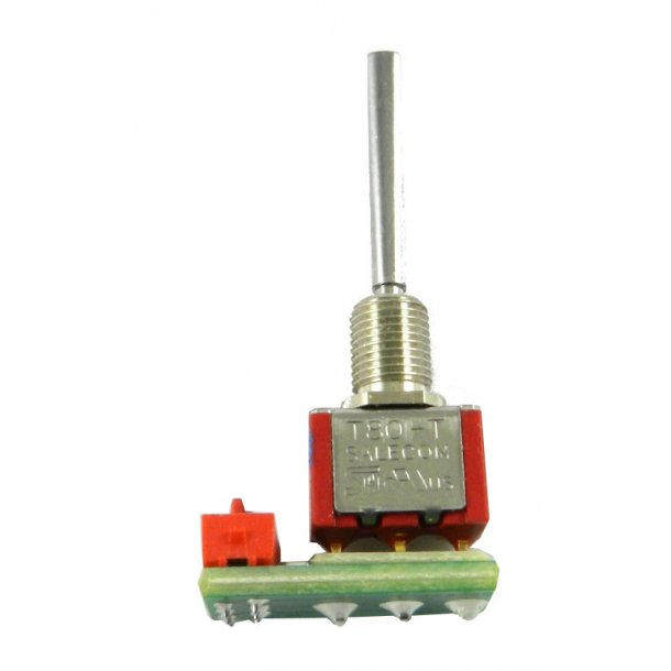 Jeti DC Spring loaded centered switch.